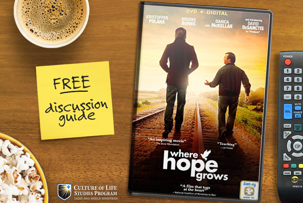 Movie Discussion Guide: Where Hope Grows (2015) (Digital Download)