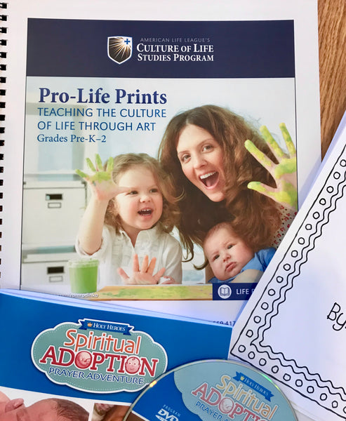 Spiritual Adoption Program