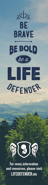 Life Defender Bookmark (pack of 20)