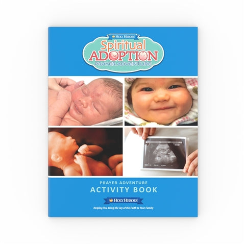 Spiritual Adoption Activity Book