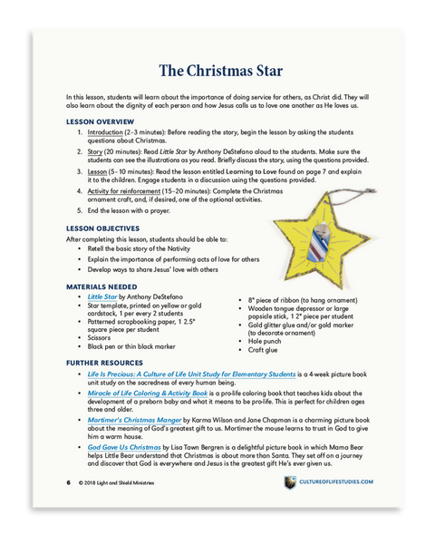 The Christmas Star (Digital Download)