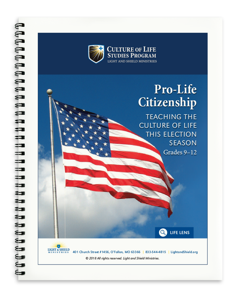 Pro-Life Citizenship (Printed Version)