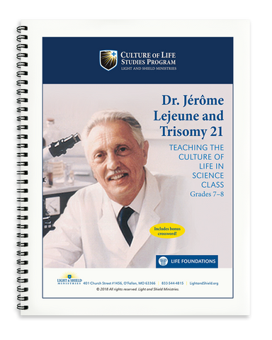 Dr. Jérôme Lejeune and Trisomy 21 (Printed Version)