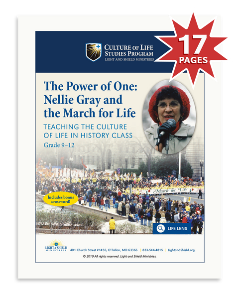 The Power of One: Nellie Gray and the March (Digital Download)
