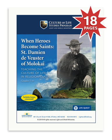 When Heroes Become Saints: Saint Damien de Veuster of Molokai (Digital Download)
