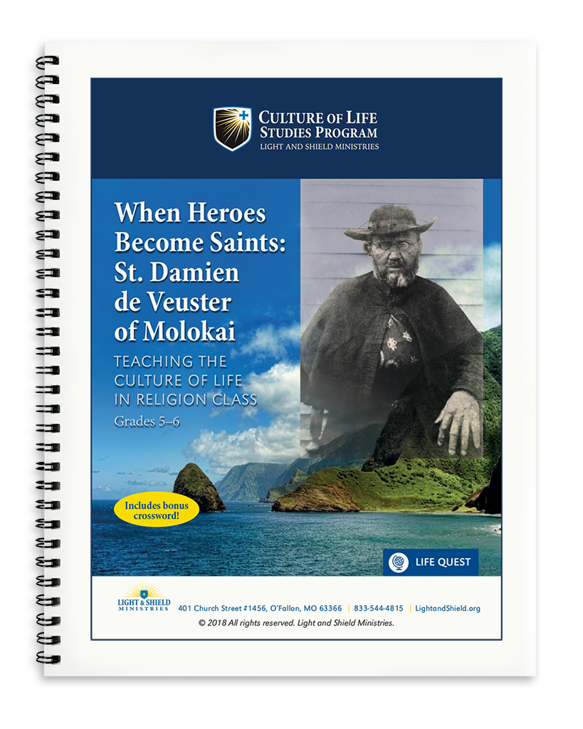 When Heroes Become Saints: Saint Damien de Veuster of Molokai (Printed Version)