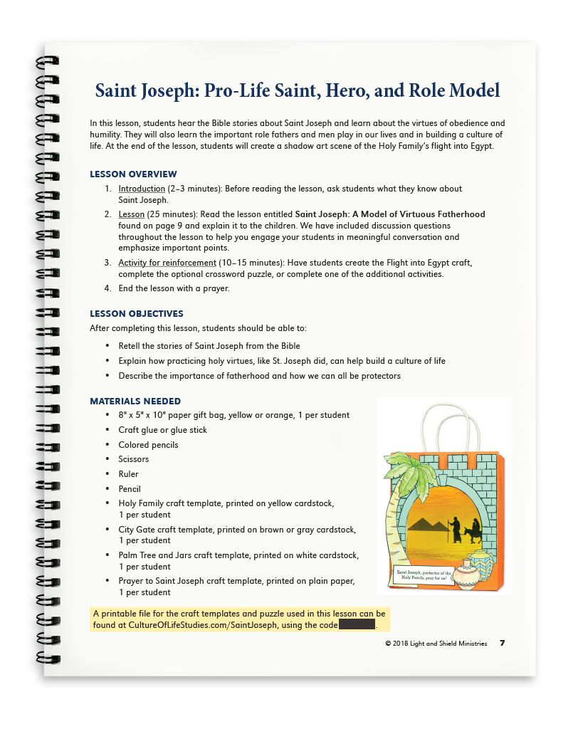 graphic about Printable Prayer to St. Joseph identified as St. Joseph: Qualified-Lifetime Saint, Hero, and Part Type (Posted Model)