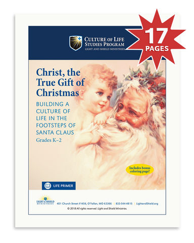 Christ, the True Gift of Christmas (Digital Download)