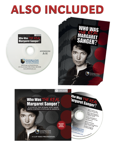 Who Was the Real Margaret Sanger? Unit Study (9th-12th grade)