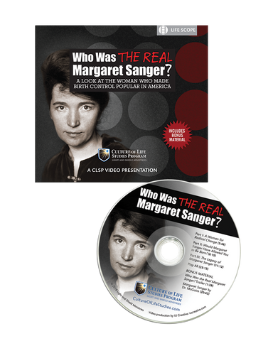 DVD: Who Was the Real Margaret Sanger?