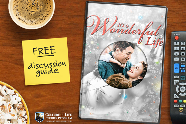 Movie Discussion Guide: It's a Wonderful Life (Digital Download)