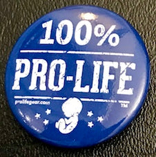 Pro-Life Buttons