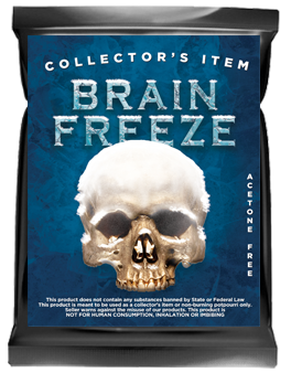 Brain Freeze - Platinum