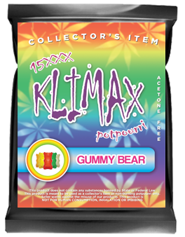 Klimax Gummy Bear - Platinum