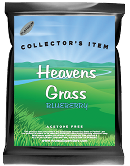 Heavens Grass Blueberry - Platinum
