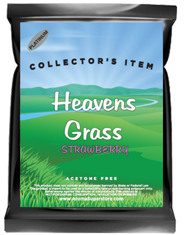Bagged Heavens Grass Strawberry
