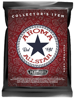 Aroma All Star Red Hot - Platinum
