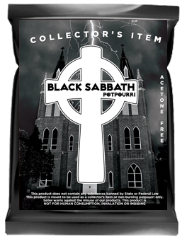 Black Sabbath Platinum