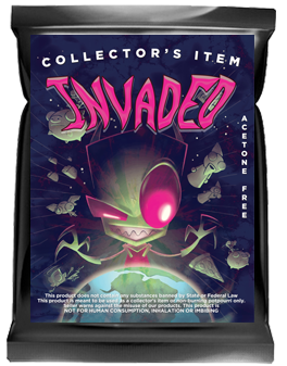 Invaded - Limited