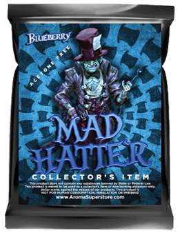 Mad Hatter Blueberry - Classic