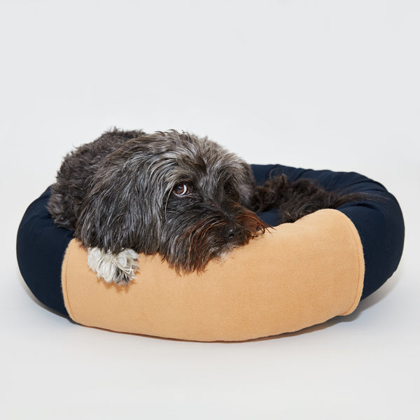 Dog Bed Donut Fleece