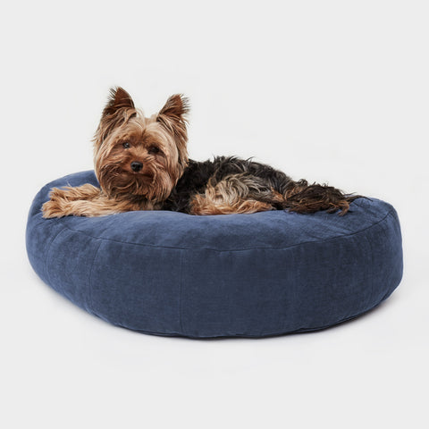 Dog Bed Natta - Navy