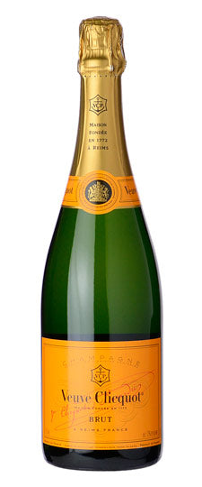 Veuve Clicquot - Yellow Label Brut Champagne, NV (750ml)