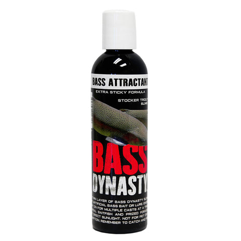 Extra Sticky Bass Attractant