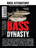 NEW Minnow Attractant - Bass Dynasty - 2