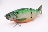 "NEW DYNA-GLYDE 7 - 8"" TENNESSEE SHAD - Slow Sink - Bass Dynasty - 2"