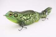 "NEW DYNA-GLYDE 7 - 8"" BULLFROG - Slow Sink - Bass Dynasty - 2"
