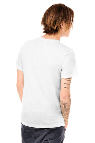 Premium White BELLA+CANVAS ® Short Sleeve Tee