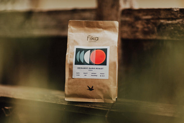 Fika History Through the Lens of our Organic Dark Roast