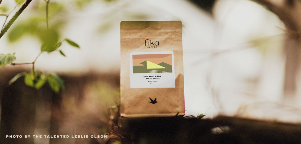 Sustainably Grown Organic Peru Coffee