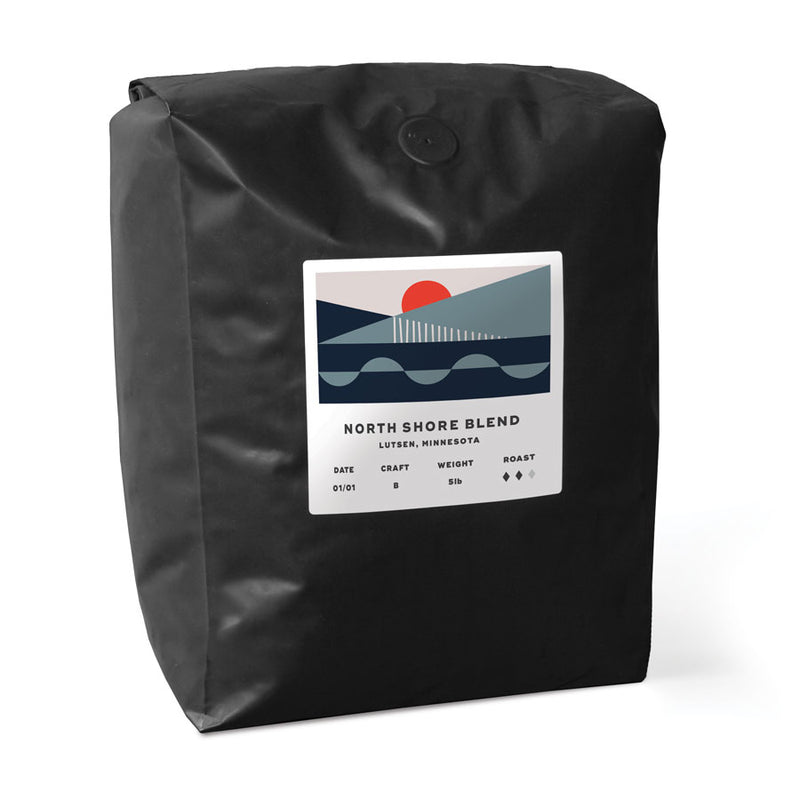 North Shore Blend, a seasonal house blend - 5lb