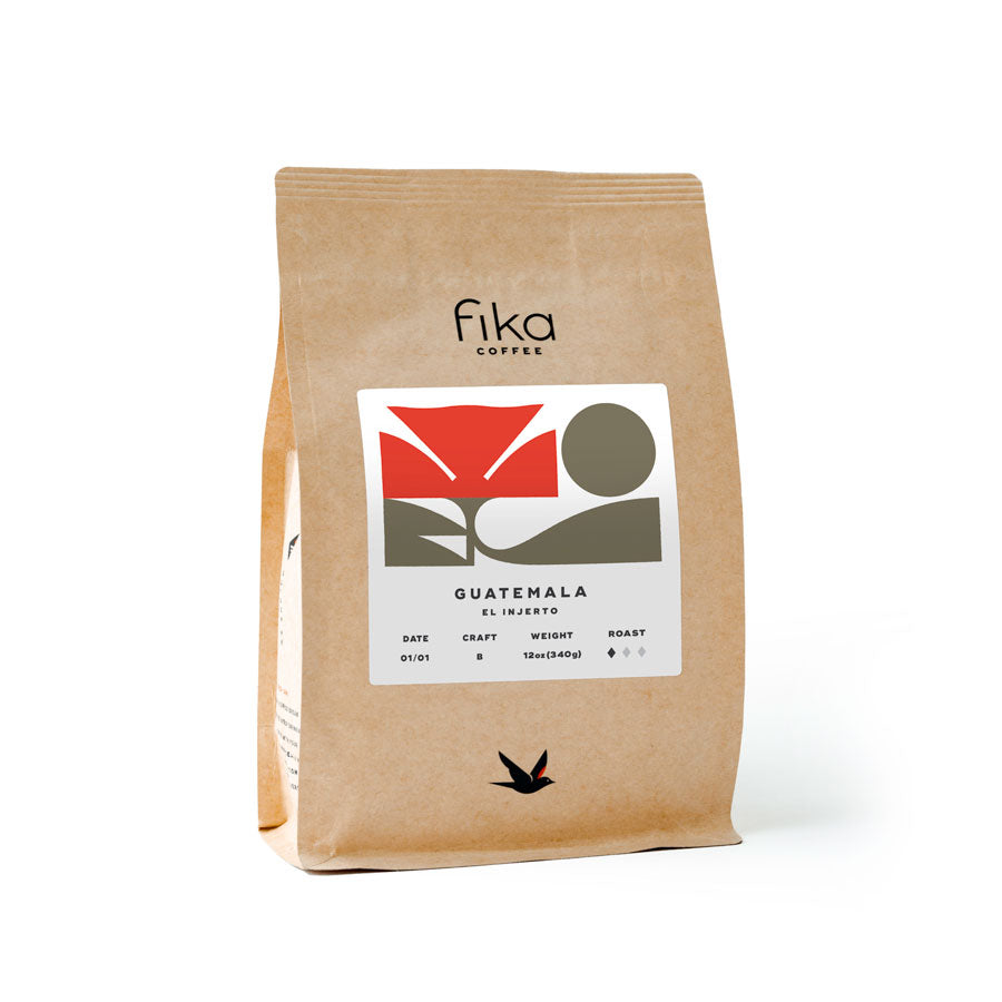 El Injerto, Yellow Nance, Guatemala - 12oz (340g)