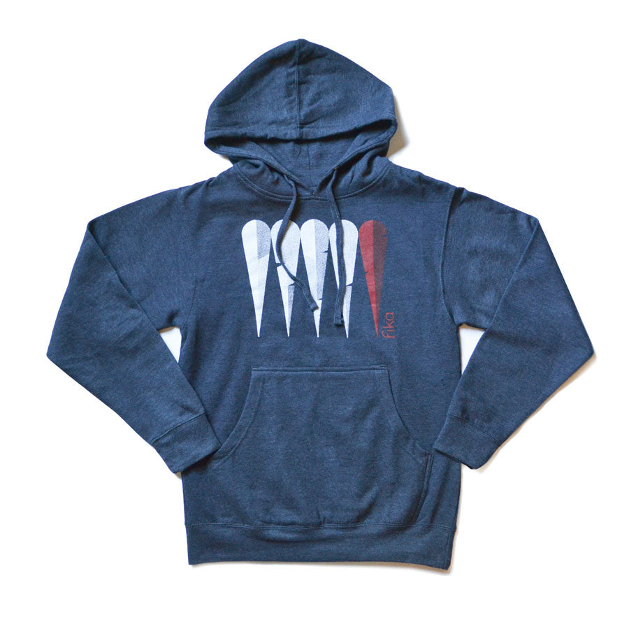 Fika Feather Hoodie