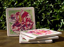 Coasters - CoasterStone® - Set of 4 Camellias