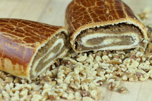 Hungarian Beigli Walnut Roll
