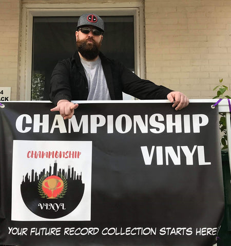 New (Old) Vinyl Records at Championship Vinyl 2020 - Mystery Boxes