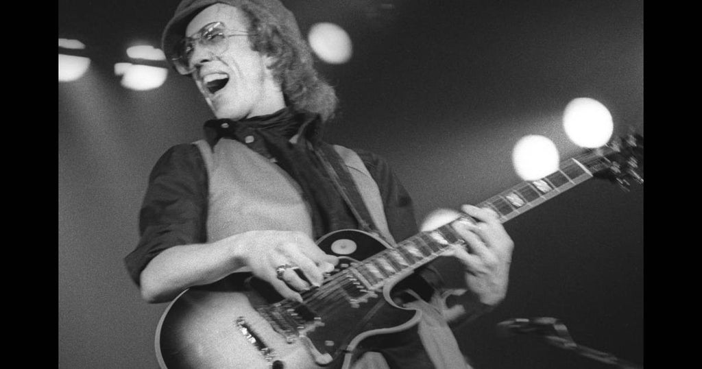 Tribute to X-Fleetwood Mac guitarist, Bob Welch