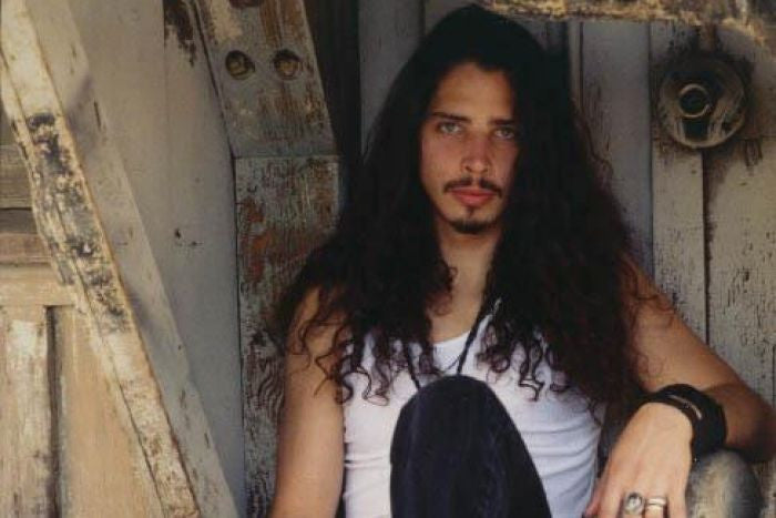 A Tribute to late Soundgarden Vocalist Chris Cornell