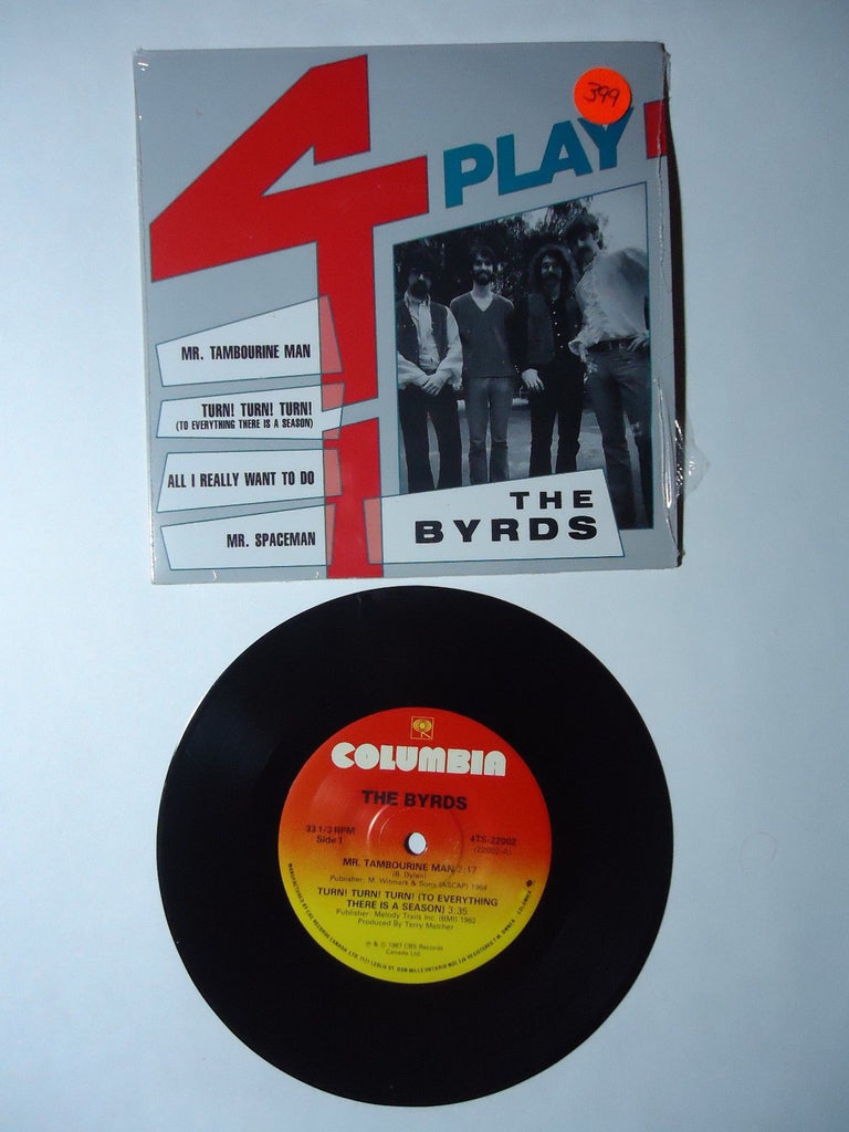 The Byrds - 4 Play