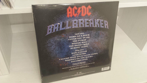 AC/DC - Ballbreaker [Remastered 2014] [Sealed]
