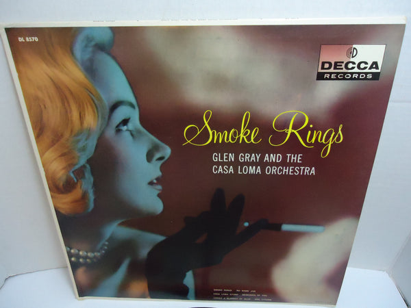 Glen Gray & The Casa Loma Orchestra ‎– Smoke Rings [Compilation]