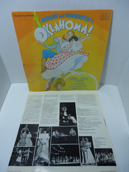 Rodgers & Hammerstein - Oklahoma! Broadway Cast Album