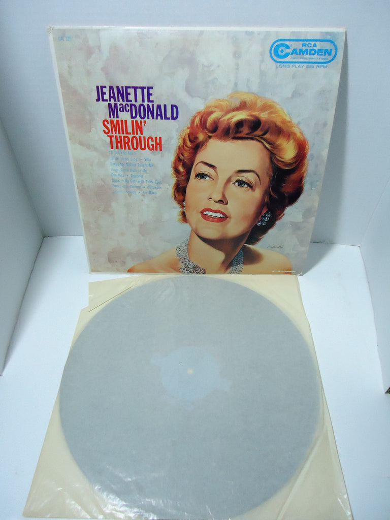 Jeanette MacDonald - Smilin' Through [Mono]