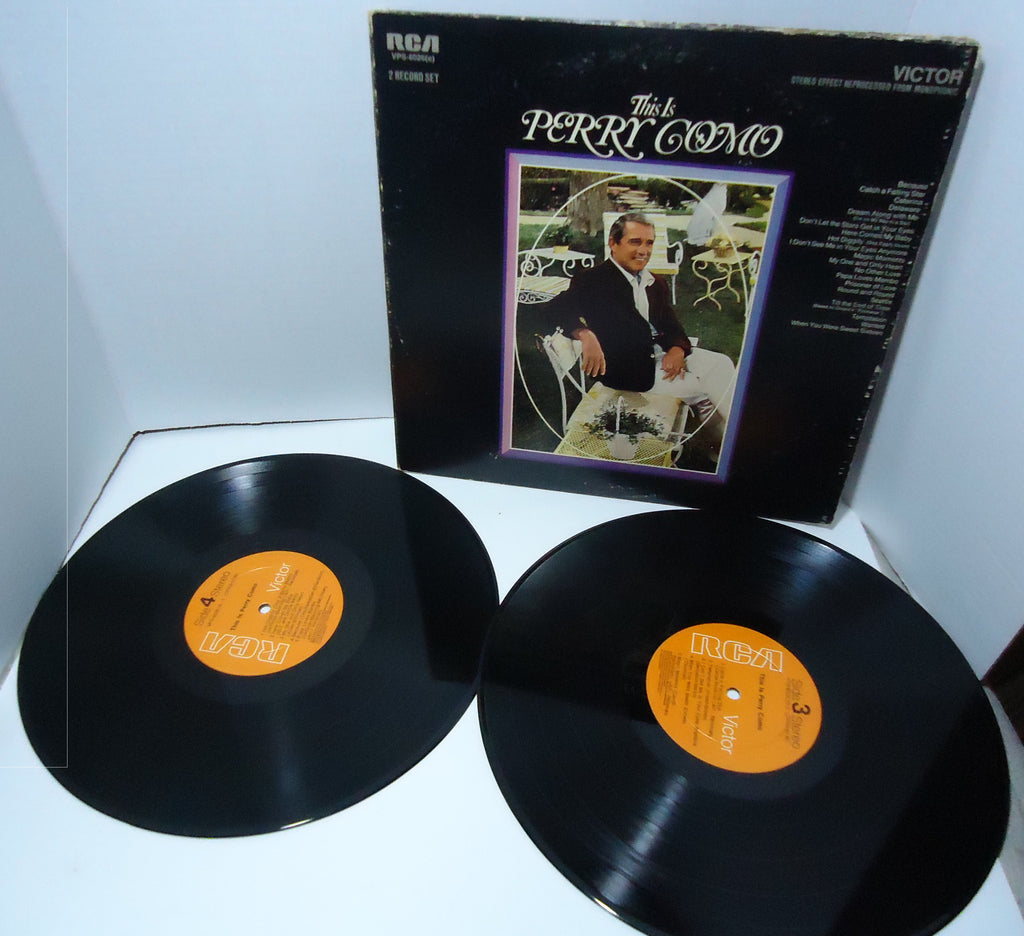 Perry Como - This Is [Double LP] [Reprocessed Stereo from Monophonic]
