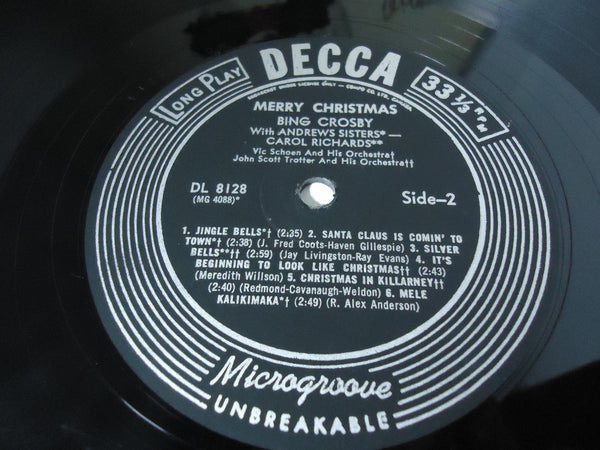 Bing Crosby - Merry Christmas [Mono]