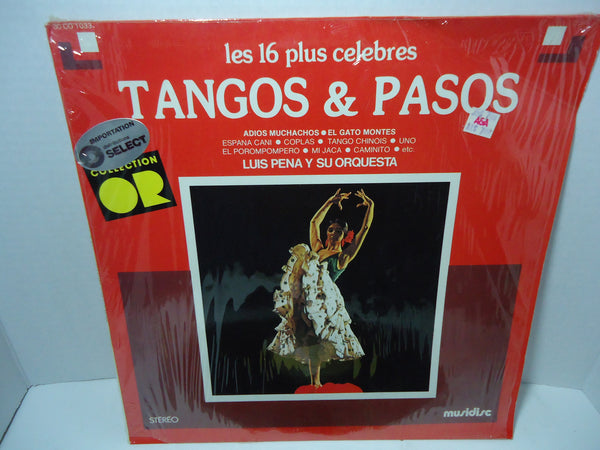 Various Artists - Tangos & Pasos Les 16 Plus Celebres [Import]